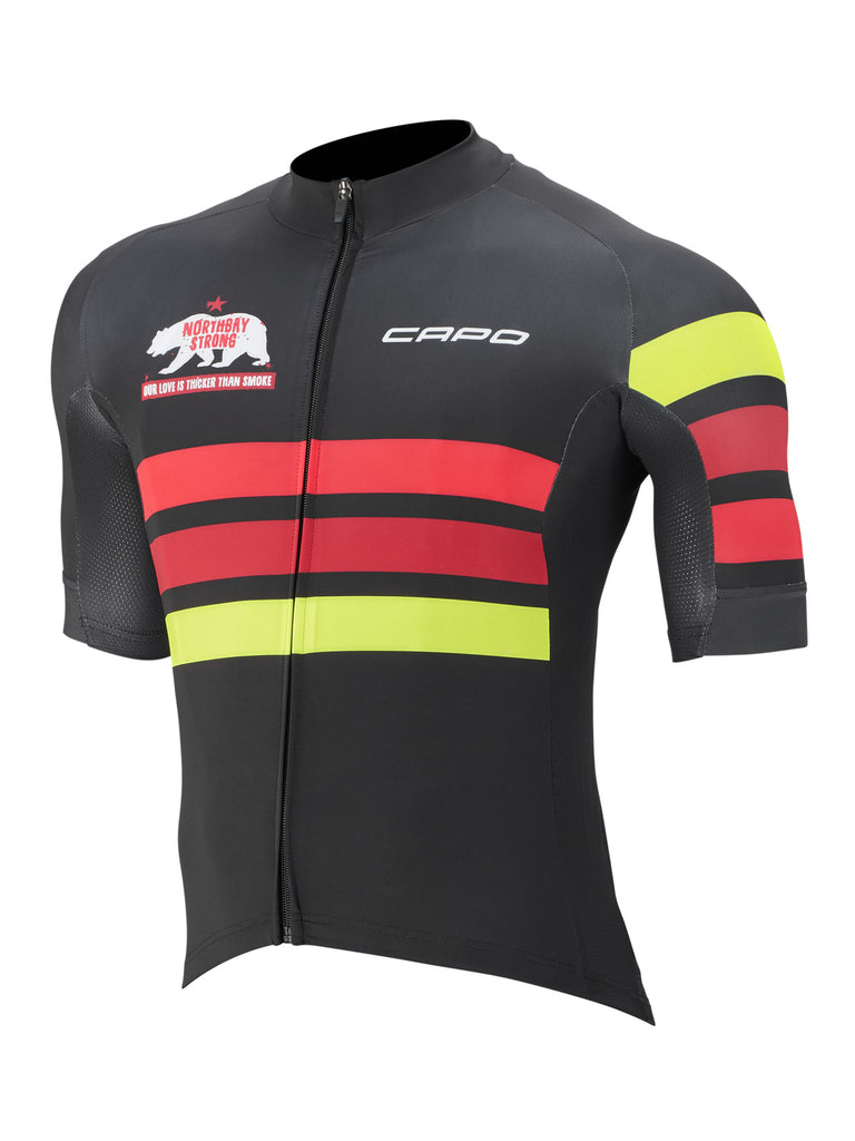 Napa+Sonoma Strong Women s Jersey – Capo Cycling Apparel 64235f643