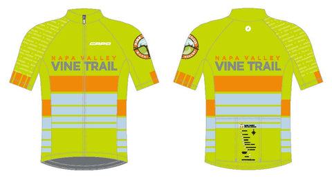 Napa Valley Vine Trail Men's Jersey