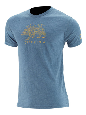 Republic of California Tee