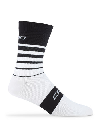 Active Compression Avanti Sock Black-White