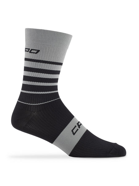 Active Compression Avanti Sock Grey-Black