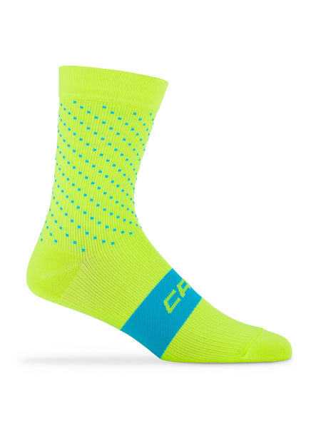 Active Compression Strada Sock Yellow