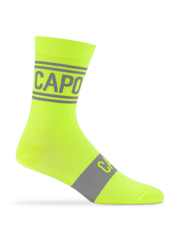 Active Compression City Sock Yellow