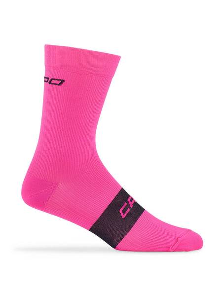 Active Compression 15cm Sock Pink