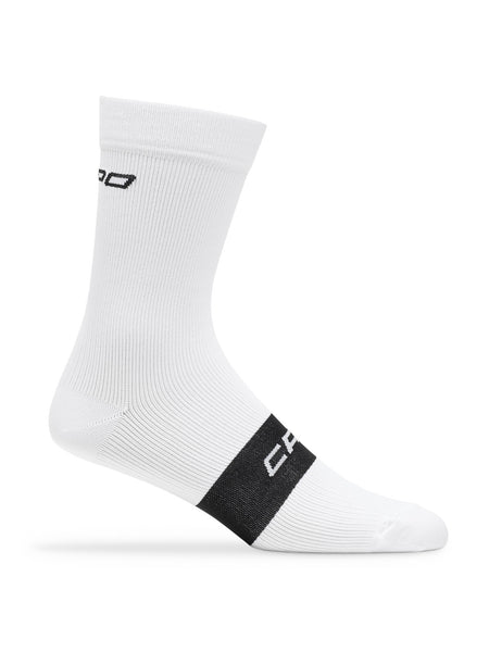 Active Compression 15cm Sock White