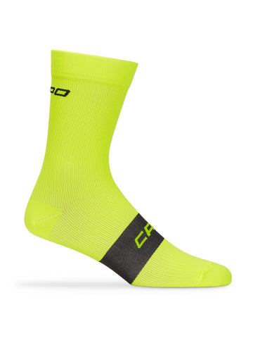 Active Compression 15cm Sock Yellow