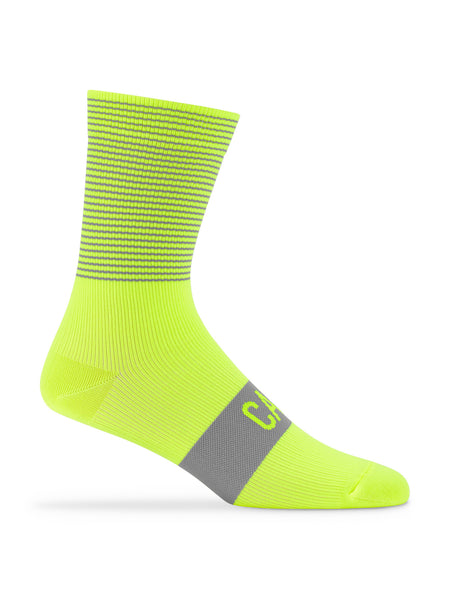 Active Compression Tempo Sock Yellow