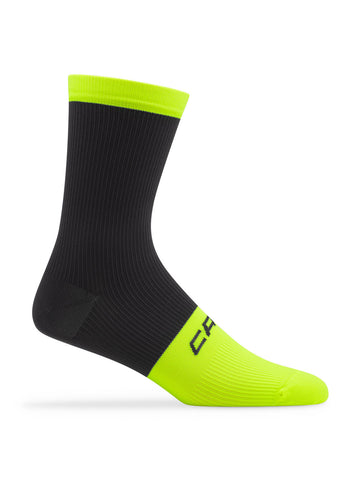 Active Compression 12cm Sock Black