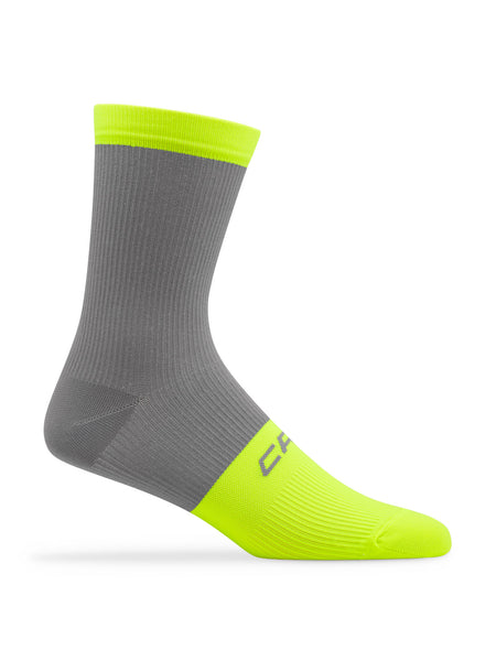 Active Compression 12cm Sock Grey