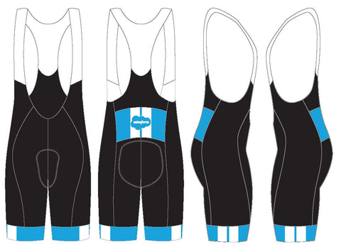 Salesforce Capo Bib Shorts