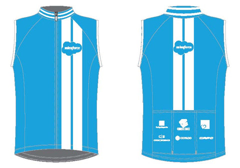 Salesforce Capo Wind Vest