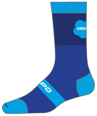 Salesforce Capo Active Compression Sock