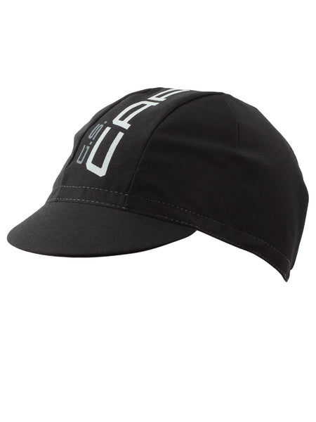 Black GS Cycling Cap