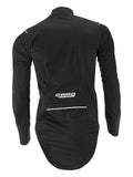 Lombardia DWR Race Rain Jacket Back