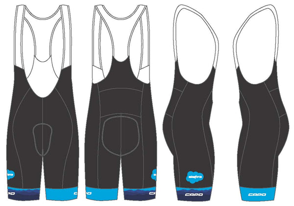 Salesforce Capo Bib Shorts 2018