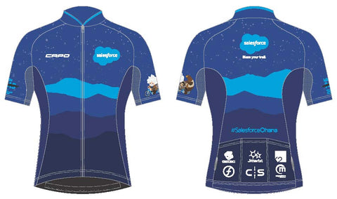 Salesforce Capo Women's Jersey 2018