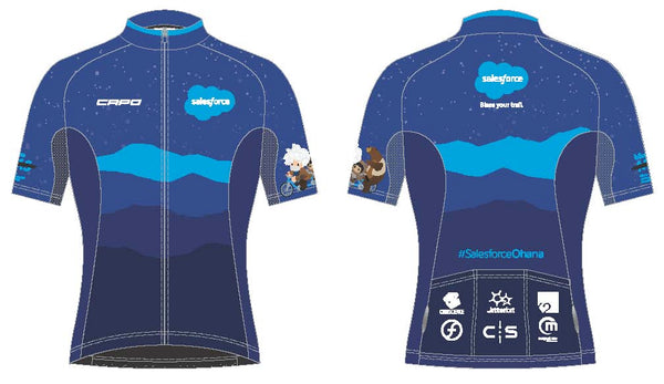 Salesforce Capo Jersey 2018