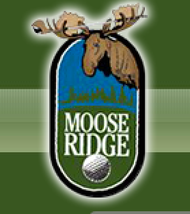 Moose Ridge Golf Course - TWOSOME - 2019
