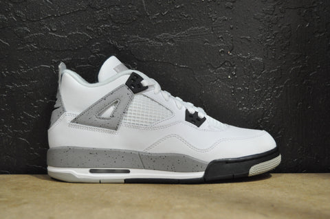 "Air Jordan Retro 4 OG GS ""White Cement"" (Brand New)"