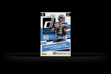 2020 Panini Donruss Football Blaster Box