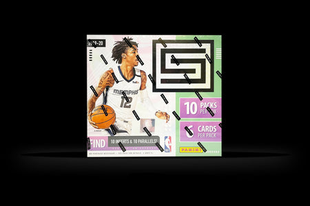 2019/20 Panini Status Basketball Tmall Edition Box