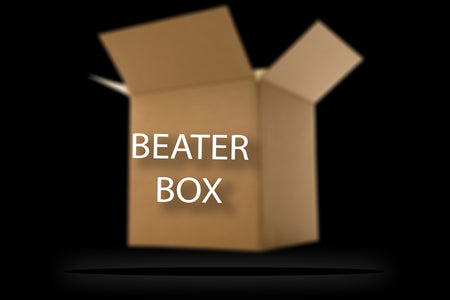 BEATER BOX (MIXED SIZES)