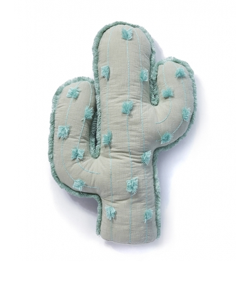 Cuddly Cactus Cushion