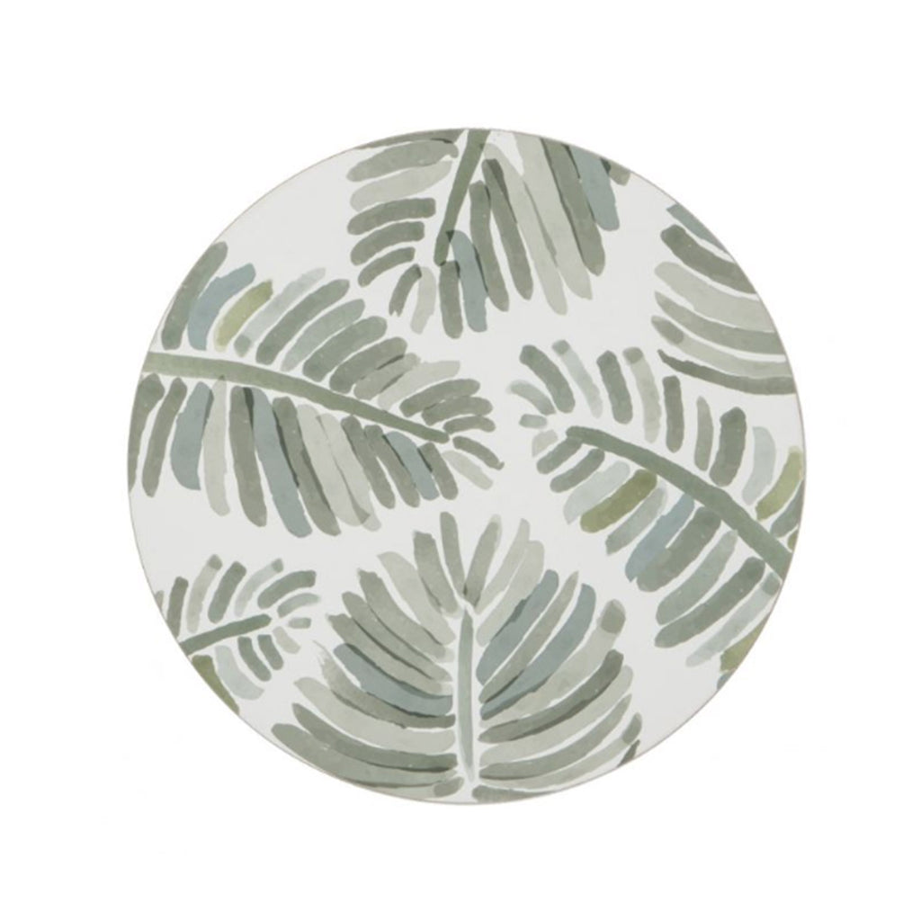 Placemats Set/4 Tropical Palm