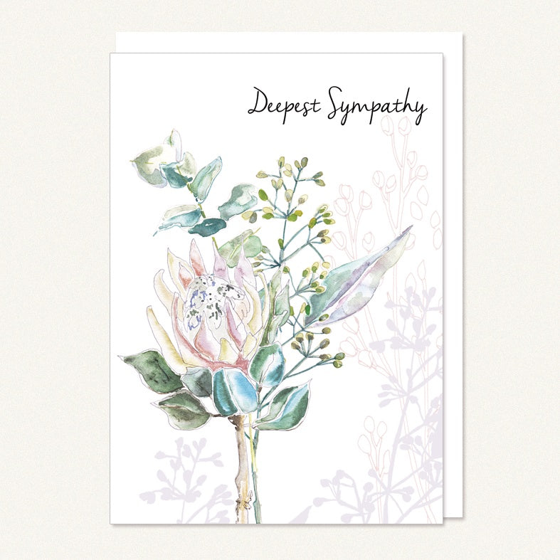 Sympathy - Native Flowers