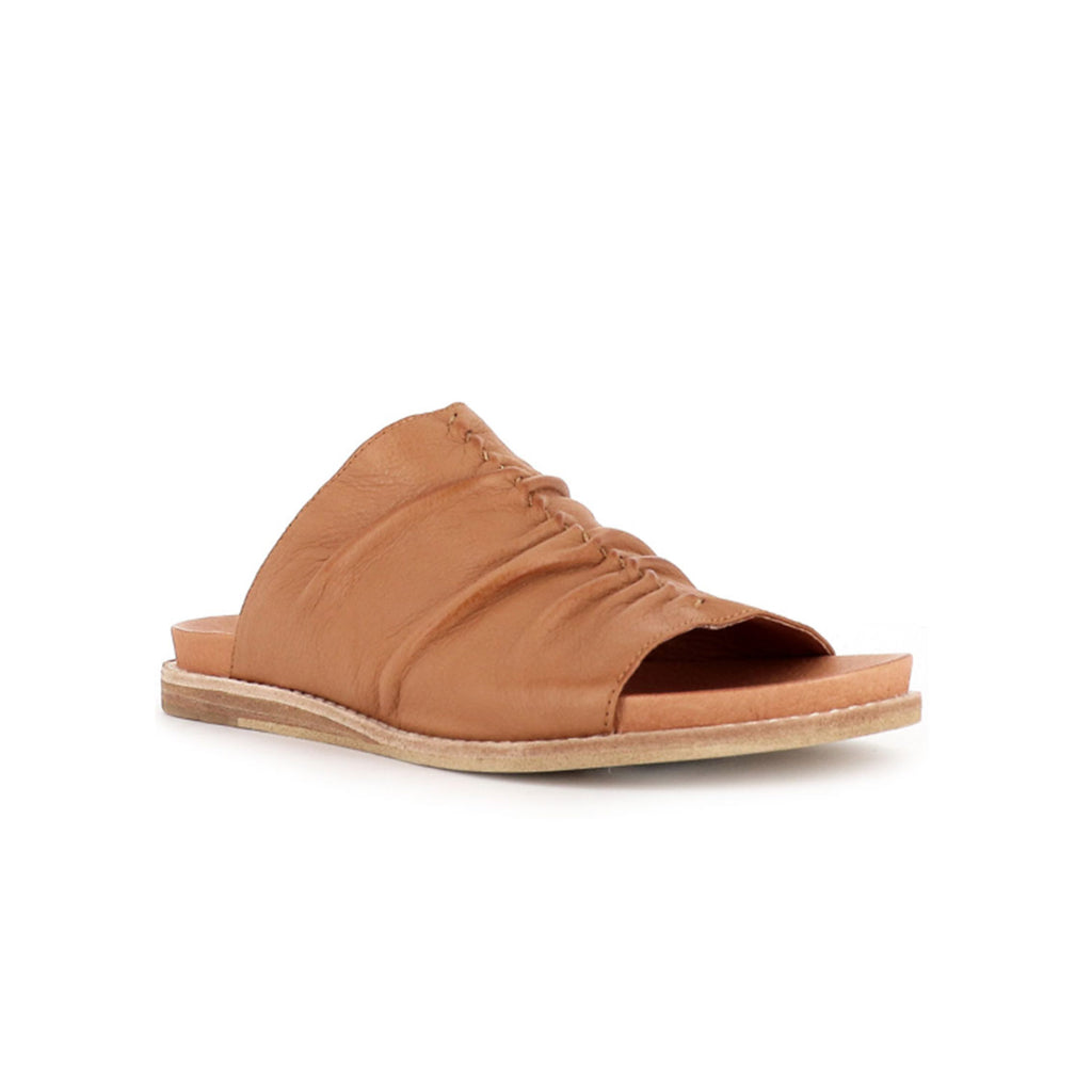 Hill Sandal - Dark Tan