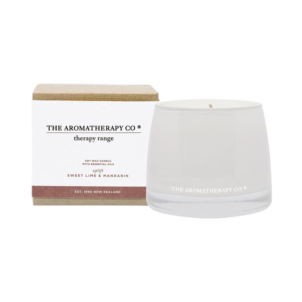 Candle Therapy Uplift - Sweet Lime & Mandarin