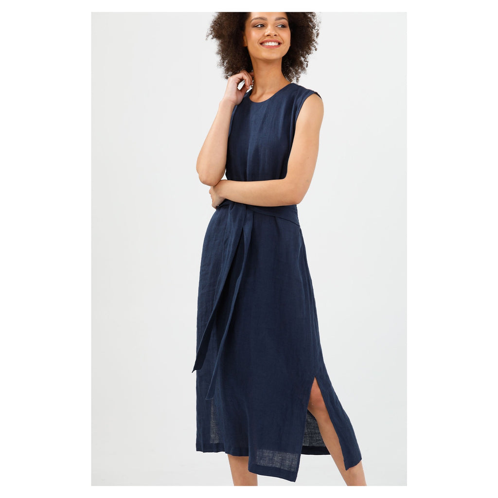 Dress Turning Point Navy