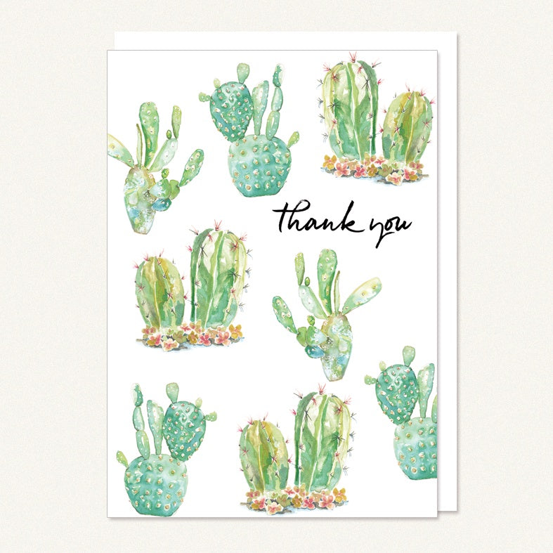 Thank You - Cacti