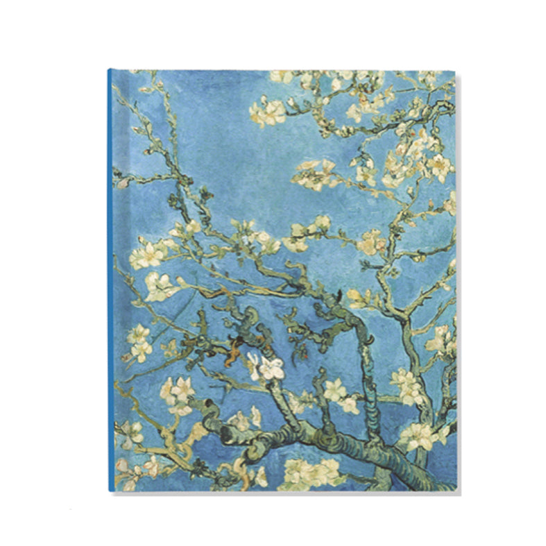 Large Hard Cover Journal -Almond Blossom