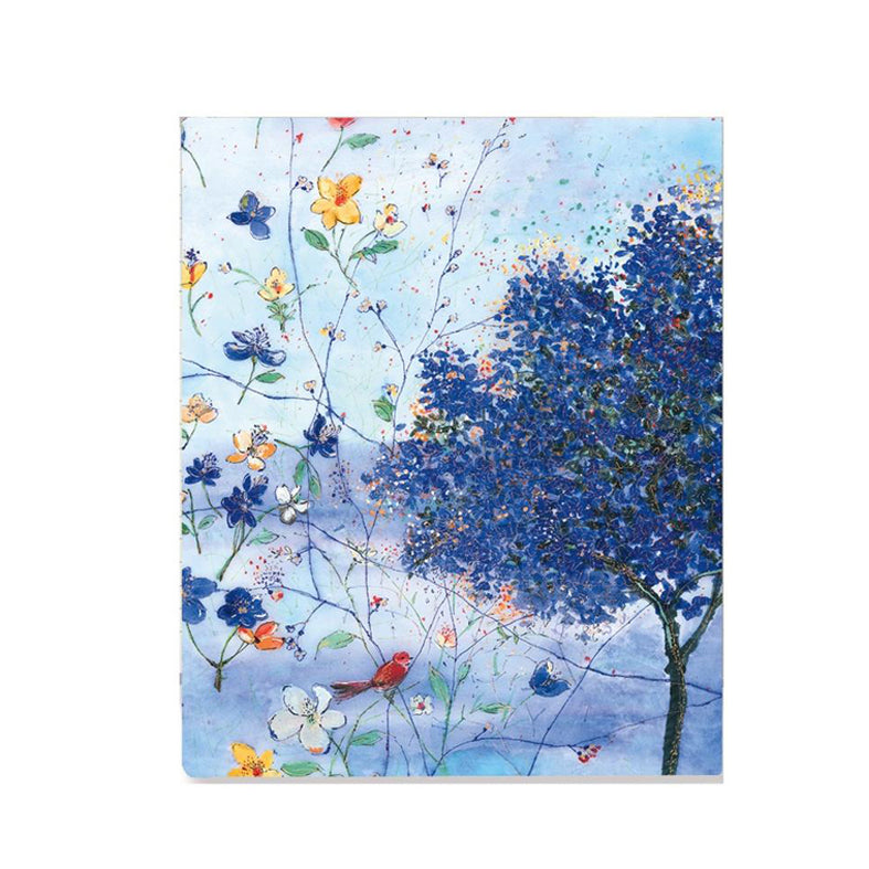 Journal Hard Cover Large - Azure Dreams