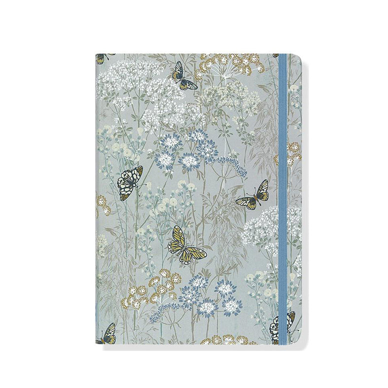 Small Hard Cover Journal - Dusky Meadow