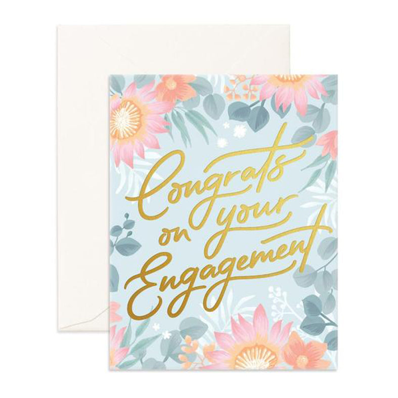 Card Congrats on Your Engagement