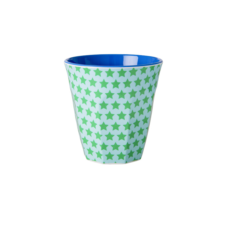 Melamine Cup - Star Green