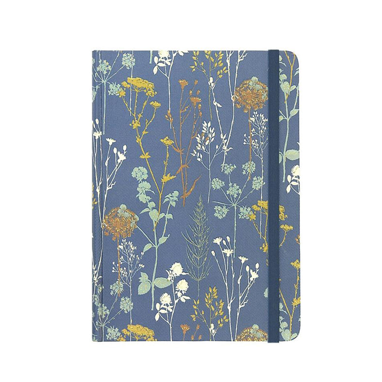 Journal Hard Cover Small - Twilight Garden