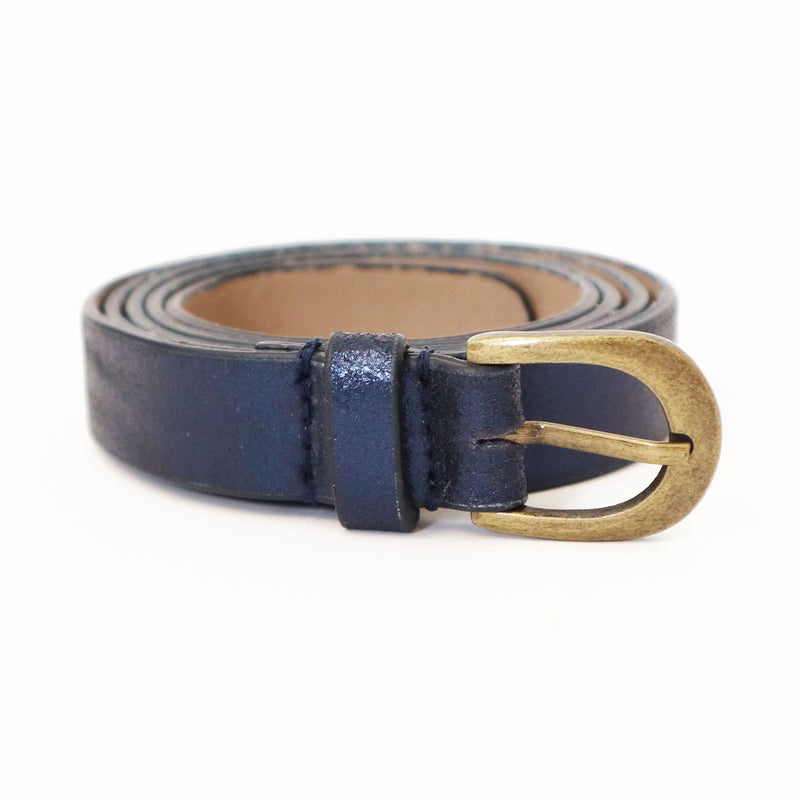 Belt Jenna - Navy Metallic