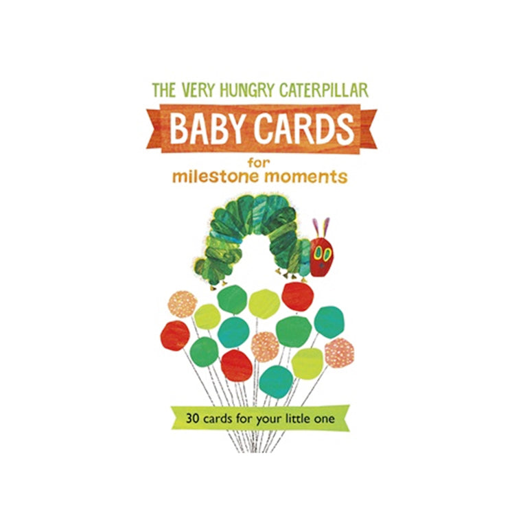 Baby Cards Hungry Caterpillar