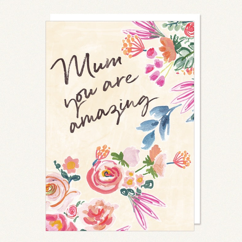 Card Mum - You Are Amazing