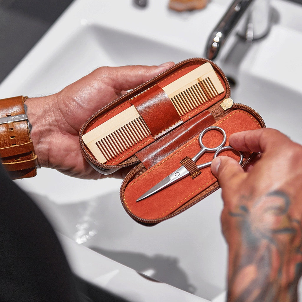 Gentleman's Beard Grooming Kit