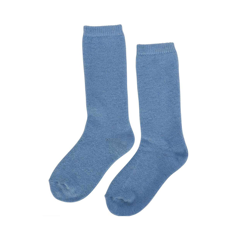 Boxed Socks Cosy Luxe Cashmere - Dusty Blue