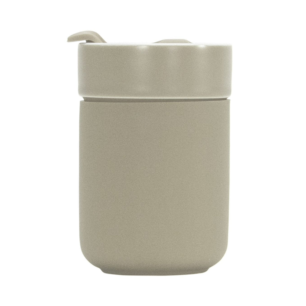Ceramic Travel Care Cup - Stone