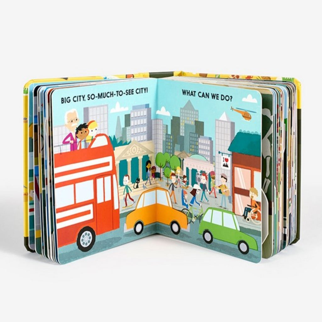 Block Book -  City Block