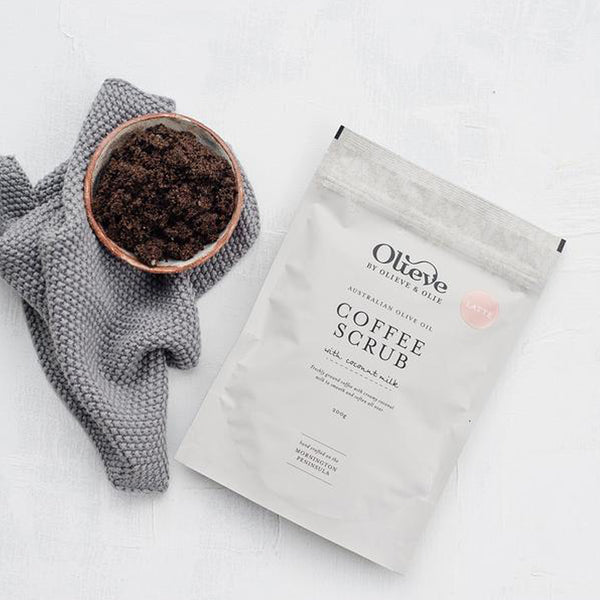 Coffee Scrub - Latte