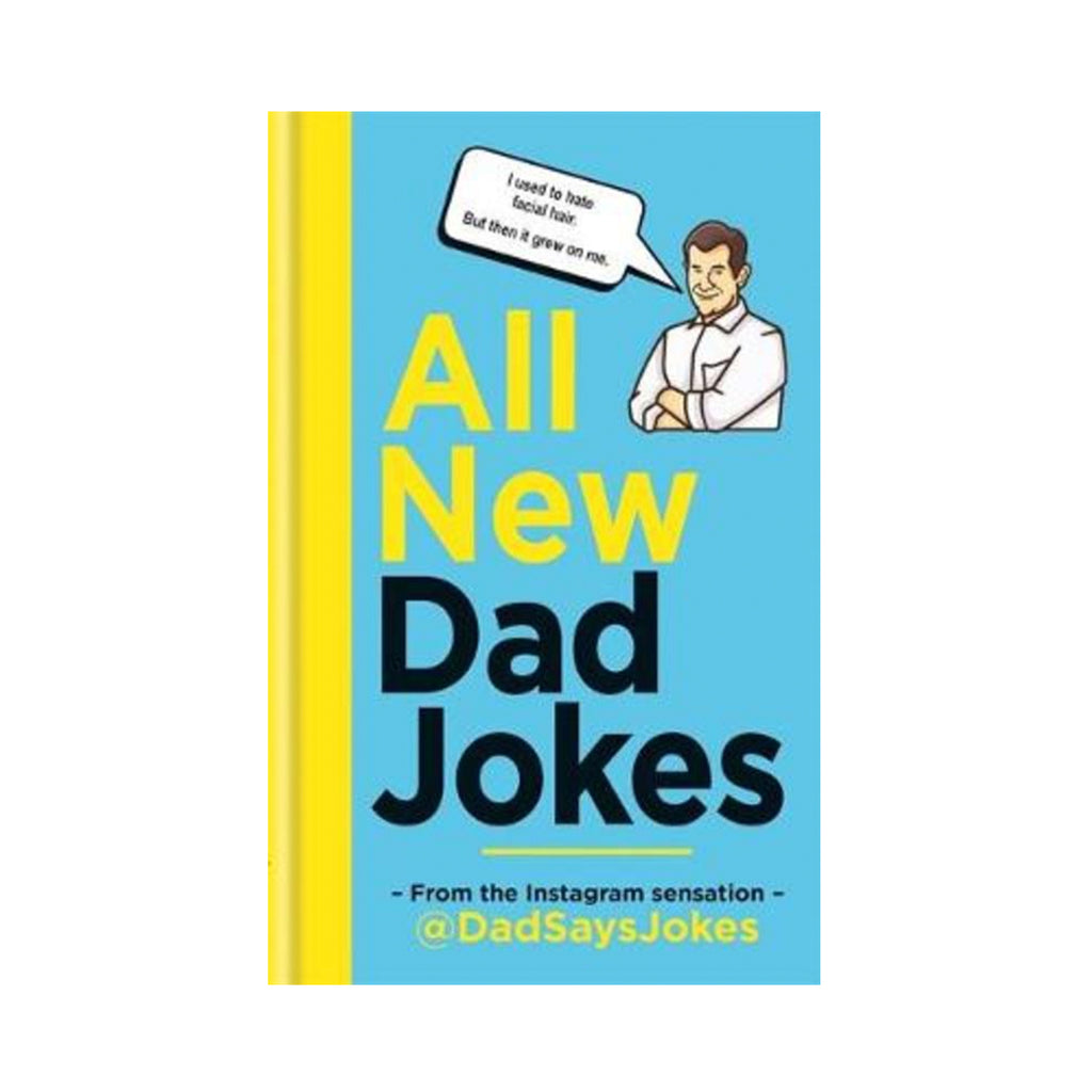 All New Dad Jokes