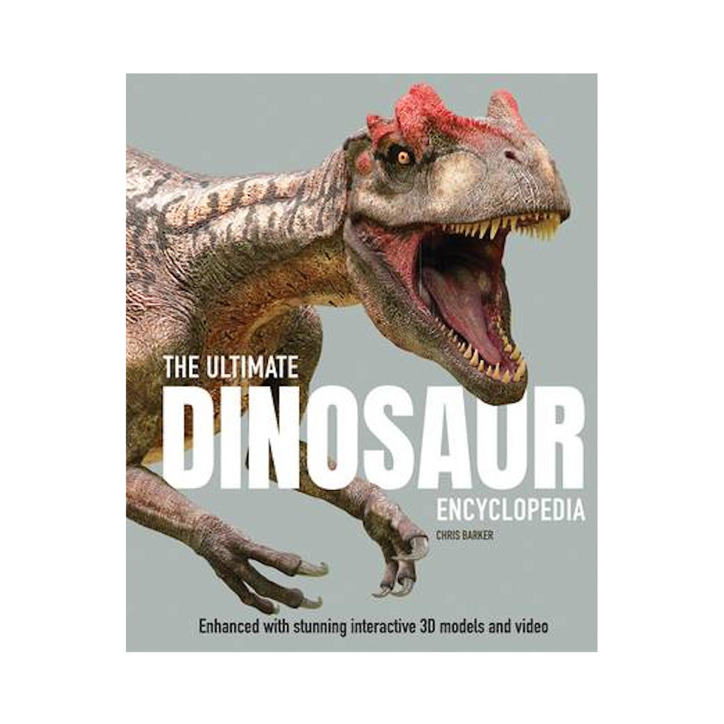 Ultimate Dinosaur Encyclopedia