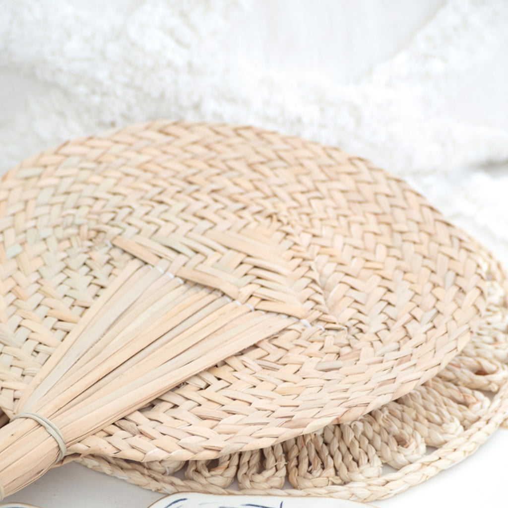 Fan Hand - Watergrass Small